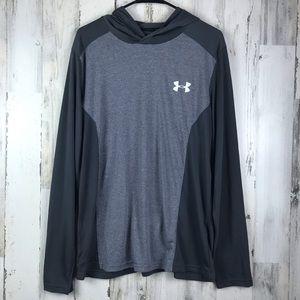 Under Armour | Grey Light Sweater Large